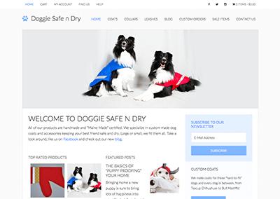 Doggie Safe 'n Dry
