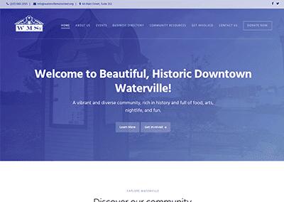 Waterville Main Street