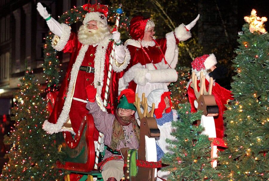 TOCmedia Brings Santa to Town – Again