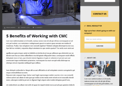 Coulombe Manufacturing Consultants  (CMC)